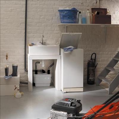 pompe sanispeed - Broyeurs éviers et toilettes