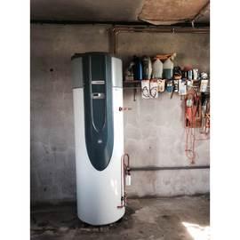 installation ballon thermodynamique thermor aeromax3 - Energies renouvelables